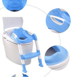 POTTY TRAINING SEAT FOR TODDLERS WITH SAFETY SEAT